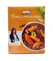 Ashoka Chilli Potatoes.