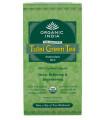 Organic India Tulsi Green Tea.