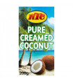 KTC Pure  Creamed Coconut.