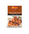Shan Tikka Seekh Kabab masala.