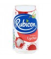 Rubicon Sparkling Lychee Juice.
