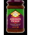 Patak's Aubergine pickle.