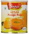 Swad Kesar Mango Pulp.