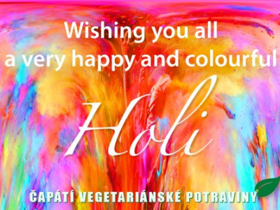 Happy Holi.